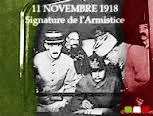11 Novembre 1918 - Guerre est finie - Traiteur italien