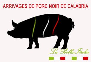 Porc de Calabria - Traiteur italien