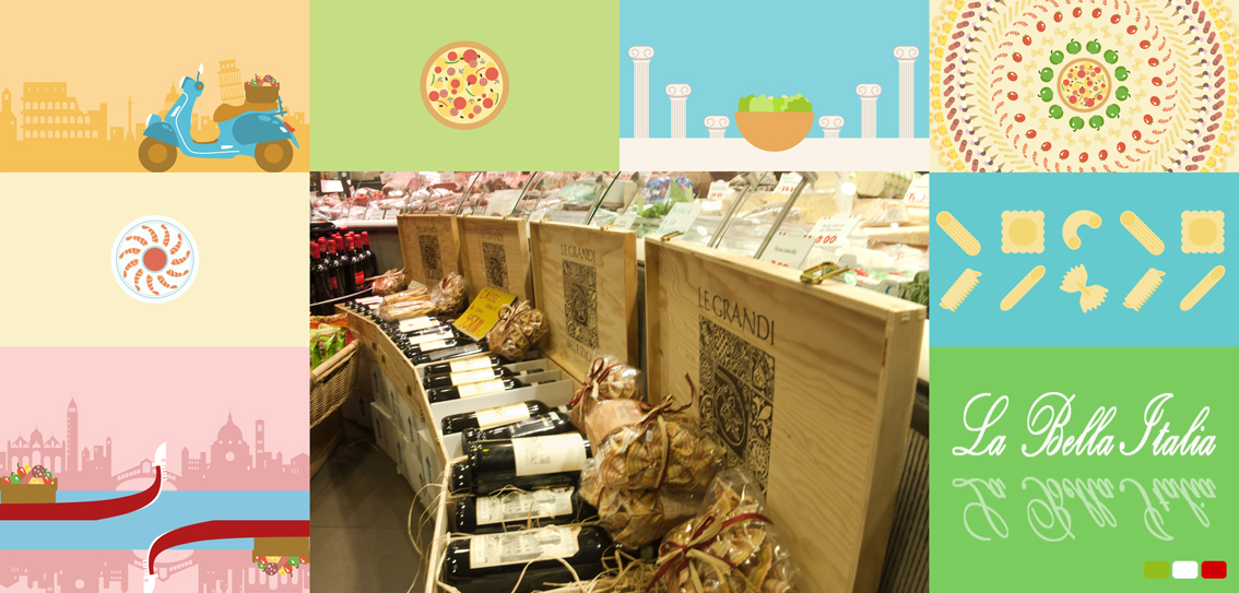 Livraison plats italiens - La Bella italia Service traiteur Bruxelles